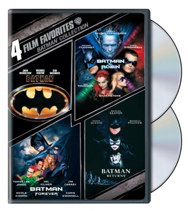 Batman Movies Chronological Order