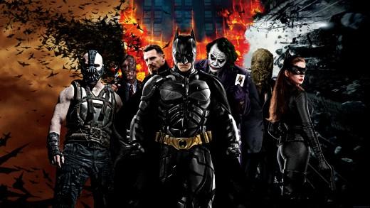 Batman Movies Chronological Order