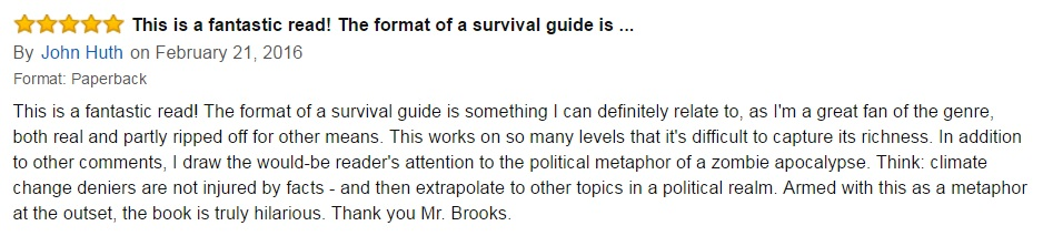 Survive Zombie Apocalypse Book