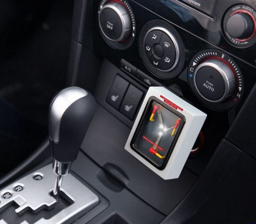 Back To The Future Car Charger