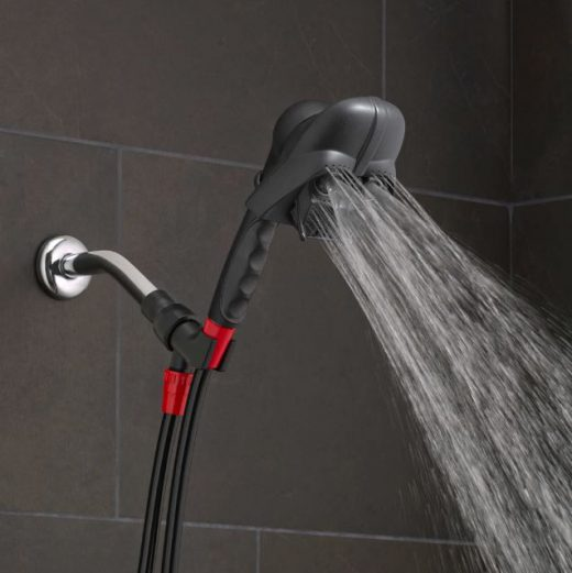 darth vader shower head