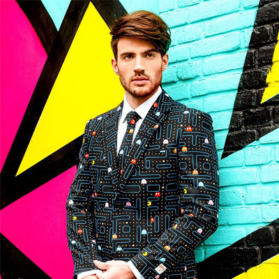 pac man suit
