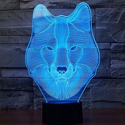 Wolf 3D Night Lght