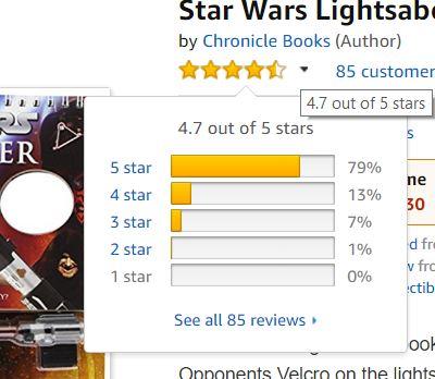 Lightsaber Thumb War