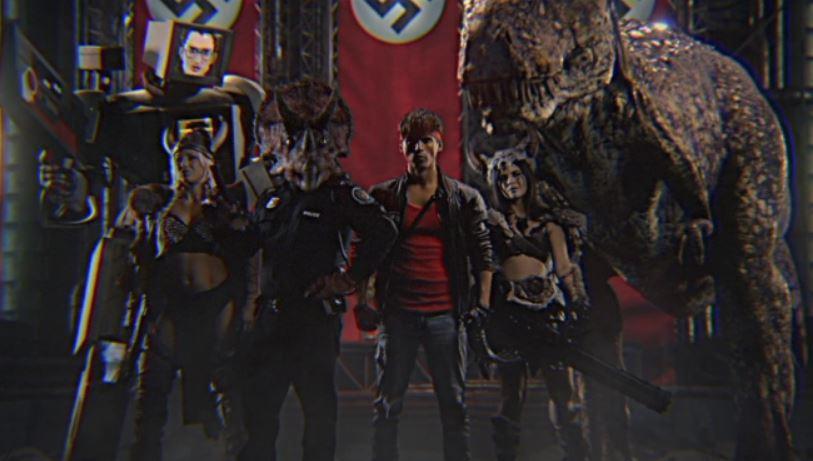 Kung Fury Thundercops