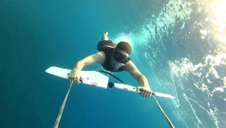 Subsurfer Underwater Surfboard