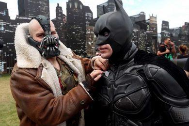 Bane Dark Knight Rises Jackets